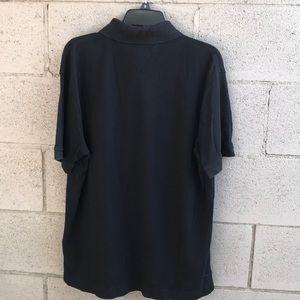 Tommy Hilfiger Shirts - Men's black Tommy Hilfiger polo shirt